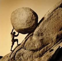 Man Boulder