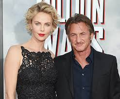 charlize theron-sean penn