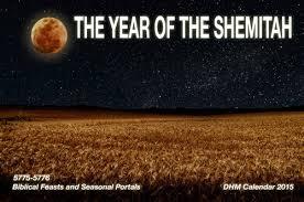 Shemitah-planet