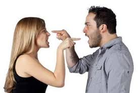 Arguing-man-woman
