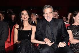 George Clooney-Amal
